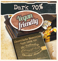 70% Dark Artisan Chocolate