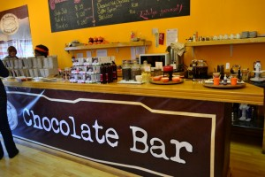 chocolate Bar - our Shop