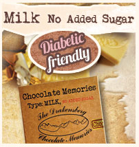 Diabetic Friendly Artisan Chocolate