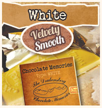 Artisan chocolate - White