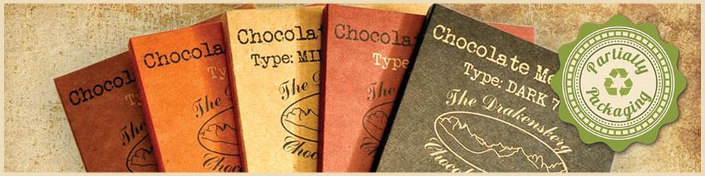 Range of Chocolates - Sugar free available